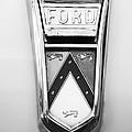 1963 Ford Falcon Futura Convertible  Emblem by Jill Reger