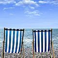 Beach Chairs by Joana Kruse