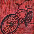 Bike 6 Print by William Cauthern