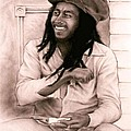 Bob Marley by Guillaume Bruno