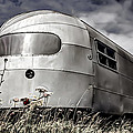 Classic Airstream Caravan by Ian Hufton