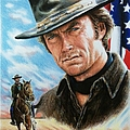 Clint Eastwood American Legend by Andrew Read