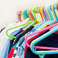 Clothes Hangers by Tom Gowanlock