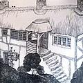 Garden Cottage by Diane Fine