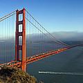 Golden Gate Bridge by Melanie Viola