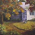 Grandma's House by Bev Finger