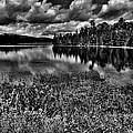 Lake Abanakee In The Adirondacks by David Patterson