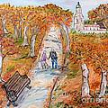 L'autunno Della Vita by Loredana Messina