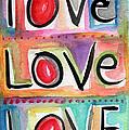 Love by Linda Woods