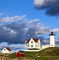 Nubble Lighthouse by John Greim