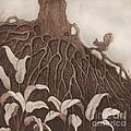 Nut Maze by Suzette Broad