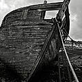 Old abandoned ship Print by RicardMN Photography