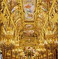 Palais Garnier Interior by Brian Jannsen