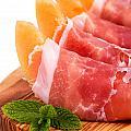 Parma Ham And Melon by Jane Rix