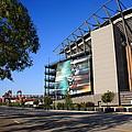 Philadelphia Eagles - Lincoln Financial Field by Frank Romeo