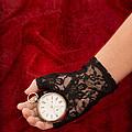 Pocket Watch by Amanda Elwell