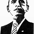 President Barack Obama by Ashok Naraian