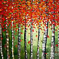 Rich Trees by Denisa Laura Doltu