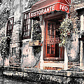 Ristorante On The Canal by Greg Sharpe