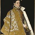Sanchez Coello, Alonso 1531-1588 by Everett