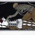 Scheherazade by Georges Barbier
