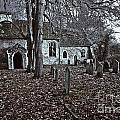 St Margaret Of Antiochs Church Linstead by Darren Burroughs