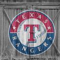 Texas Rangers by Joe Hamilton