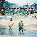 The Bridge on the River Kwai Print by Silver Screen