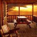 The Cabin by Joann Vitali