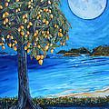 The Mango Tree Print by Patti Schermerhorn