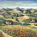 Tuscan Villa and Pop...