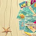 Vacation Postcards by Amanda Elwell