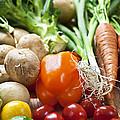 Vegetables by Elena Elisseeva