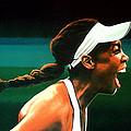Venus Williams by Paul Meijering