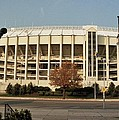 Veterans Stadium by Joseph Perno