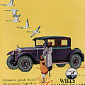 Wills Sainte Claire 1925 1920s Usa Cc by The Advertising Archives