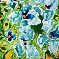 Miyoko Flowers by Baljit Chadha