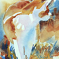 2004 Cat On The Prowl  I  by Kathy Braud