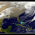 2013 Blizzard In Northeast Nasa by Rose Santuci-Sofranko