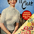 1950s Uk Home Chat Magazine Cover by The Advertising Archives