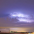 25 To 34 Intra-cloud Lightning Thunderstorm by James BO  Insogna
