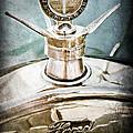 1923 Ford Model T Hood Ornament by Jill Reger