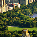 Central Park Print by Brian Jannsen