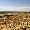 Homolovi Ruins State Park Arizona by Christine Till