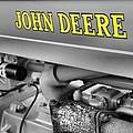 John Deere Print by Dan Sproul
