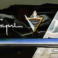 Lincoln Capri Emblem by Jill Reger