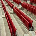 Stadium Seats by Frank Gaertner