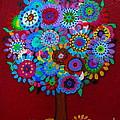 Tree Of Hope by Pristine Cartera Turkus