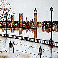Walk by the Thames