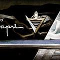 Lincoln Capri Emblem Print by Jill Reger